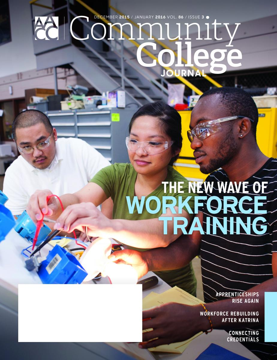 Community College Journal | AACC Media Kit