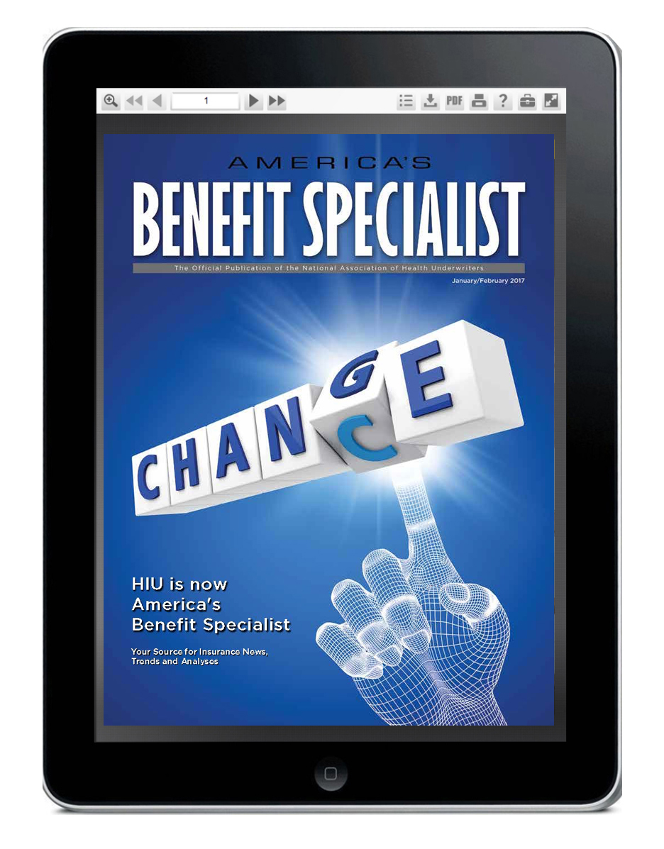 americas benefit specialist digital edition - Online Advertising Specialist